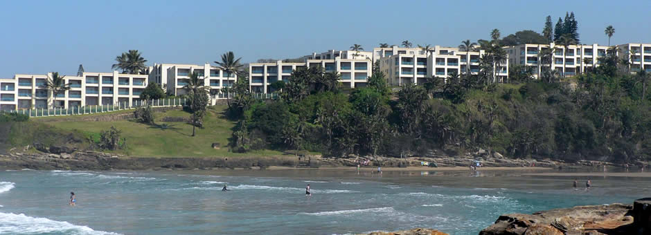 Holiday Accommodation - Properties in Uvongo on the KZN South Coast.  South Africa