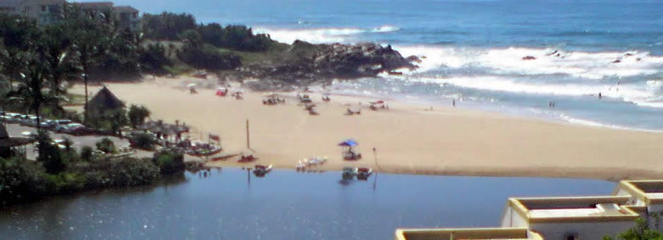 Holiday Accommodation - Properties in Ramsgate on the KZN South Coast.  South Africa